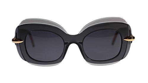 pomellato-sunglasses-pm0001s-001-grey-with-smoke-lens-square-49mm-authentic