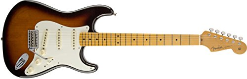 Fender Eric Johnson Stratocaster, Maple Fretboard - 2-Color Sunburst