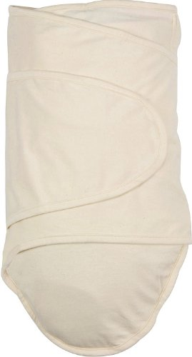 Miracle Blanket Baby Swaddle, Natural Beige