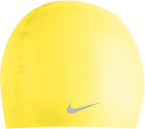Nike Jr Solid Silicone Swim Cap