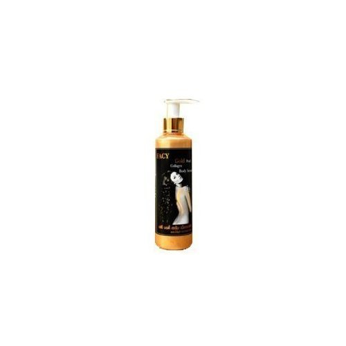 Facy Gold & Pearl Body Serum Whitening Lightening Body Lotion with Collagen by molona