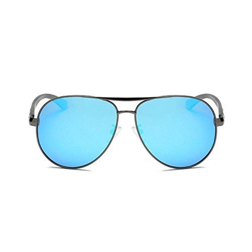 de Metal Aviator hommes GAOLIXIA hommes Polarized soleil Blue des pour Extérieur Lunettes Frame UV400 femmes lunettes Sports Conduite 4Utwdx8dqS