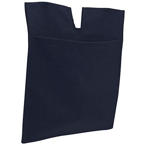 (Adams Baseball & Softball Basic Umpire Ball Bag, Navy Blue)
