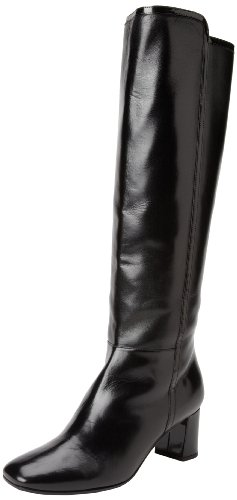 kate spade new york Women's Trust Boot,Black Nappa,9 M US
