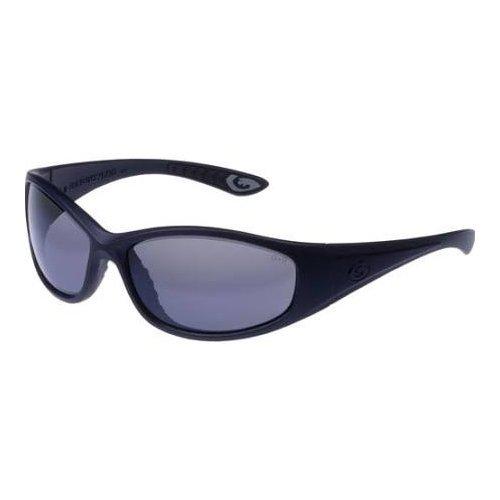 Gargoyles Men's Shkaedown 10700057.QTM Polarized Wrap Sunglasses,Matte Black,32 - Sunglasses Gargoyle Polarized
