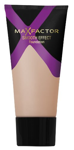 Max Factor Smooth Effect Foundation, No. 80 Bronze, 1 Ounce
