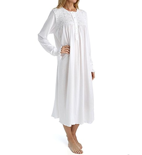 P-Jamas Heirlooms Smocked Gown (Silvia) (Heirloom Smocked Dresses)