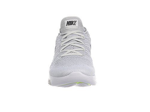 Nike White Pure 100 Platinum Black B4wRqrB