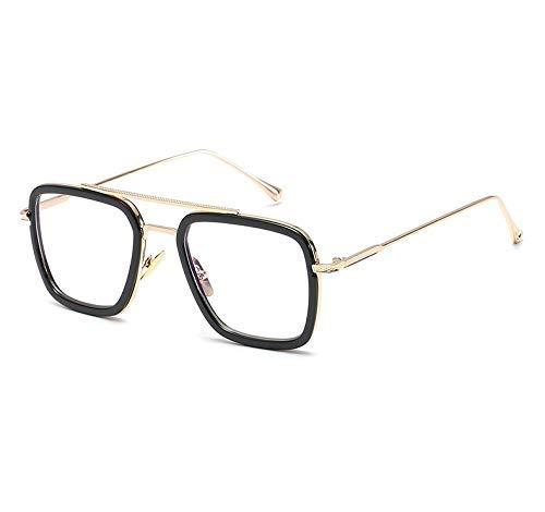 Carlson Raulen Tony Stark Avengers Infinity War Unisex Sunglasses, 2 (AVIMV90000000| 15| Transparent) (B07YRQ2PFT) Amazon Price History, Amazon Price Tracker