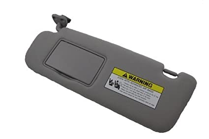 Image Unavailable. Image not available for. Color  New Genuine 2006-2008  Hyundai Sonata Driver s Side Sun Visor ... cc5344472ec