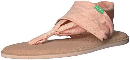 Sanuk Women/'s Yoga Sling 2 Metallic Lx Sandal
