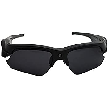 Sunglasses Camera,Powpro PP-SG110 Real Full HD 1080P with Wide Angle Mini Camera Video for Outdoor Sports