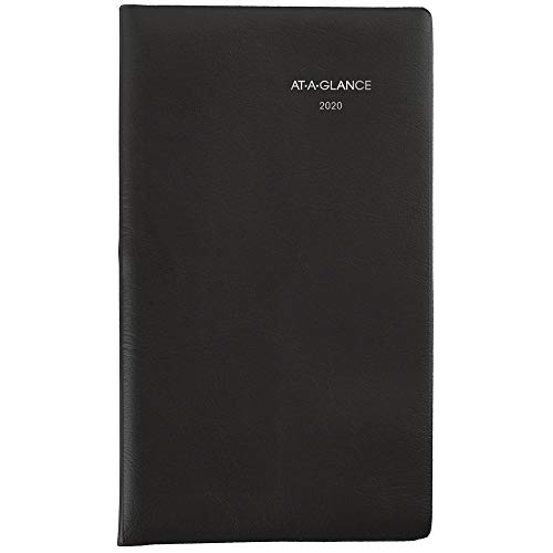 AT-A-GLANCE 2020 Weekly Planner, DayMinder, 3-1/2