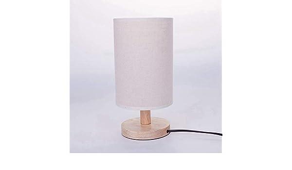 GoYisi Lámparas de escritorio, dormitorio enchufe de EE.UU ...