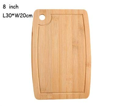 (Dishes Plates - Household Unpainted Round Pizza Plate Cut Bread Dessert Steak Chopping Board Japanese Western Dish - Bowls Only And Set)