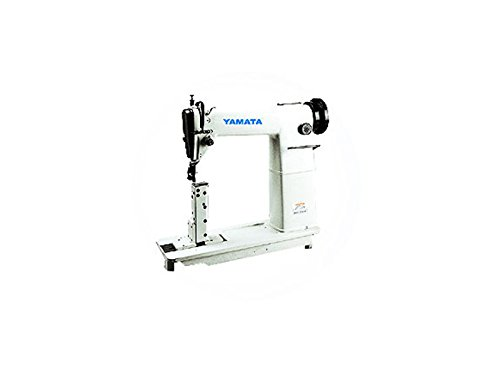 Yamata FY810 Sewing Lockstitch,Reverse,Post Bed,Roller feed – Head Only