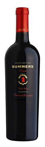 2013 Summers Reserve Napa Valley Cabernet Sauvignon 750 mL Wine