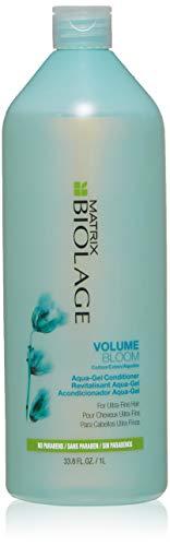 (BIOLAGE Volumebloom Aqua-Gel Conditioner, 33.8 Fl. Oz.)