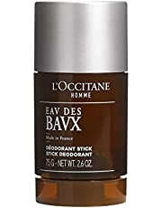 Loccitane Baux Stick Deodorant Stick for Men, 2.6 oz, 78 milliliters