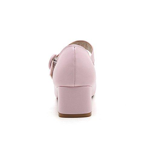 Fashion HeelPump Shoes - Zapatos de tacón  mujer Rosa