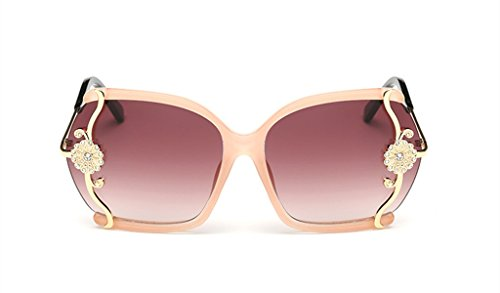 Big Gradient Classic Camellia Trendsetter - 2014 Eyeglass Frames Most Popular