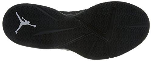 Nike Jordan 5 AM Zapatillas de deporte, Hombre Negro / Blanco (Black / White)