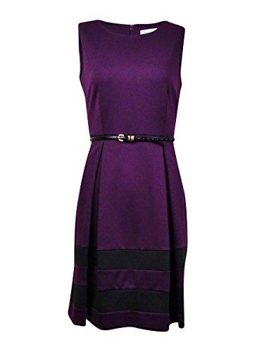 Buy belted knit ponte dress - 2