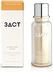 Sweepstakes: 3ACT Vitamin C Serum – Anti-Aging