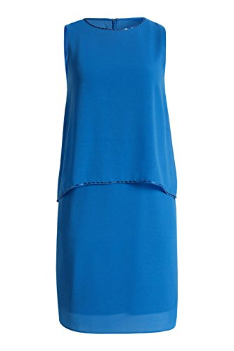 Blue 430 Collection ESPRIT Kleid Damen Blau xpIp6Xq1