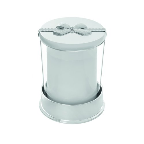 - Wedgwood Grosgrain Covered Candle