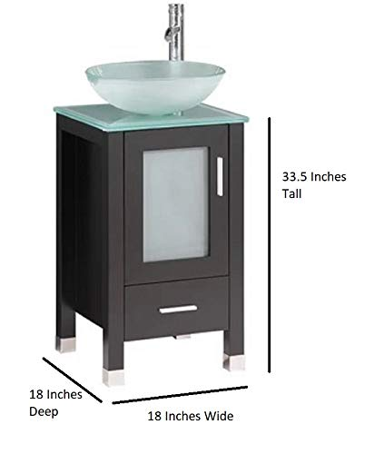 Amazon Com Belevedere Bath Dark Brown Espresso Bathroom