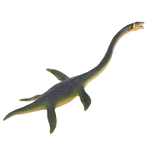 Safari Ltd Wild Safari Elasmosaurus - Realistic Individually Hand-Painted Toy Figurine Model - Quality Construction from Phthalate and Lead-Free Materials - For Ages 3 And Up