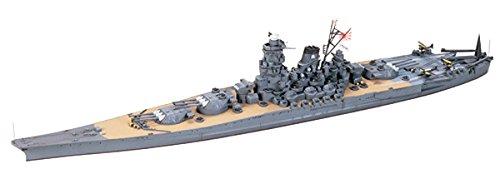 Tamiya/ /31113/ /Model Boat Battleship Yamato