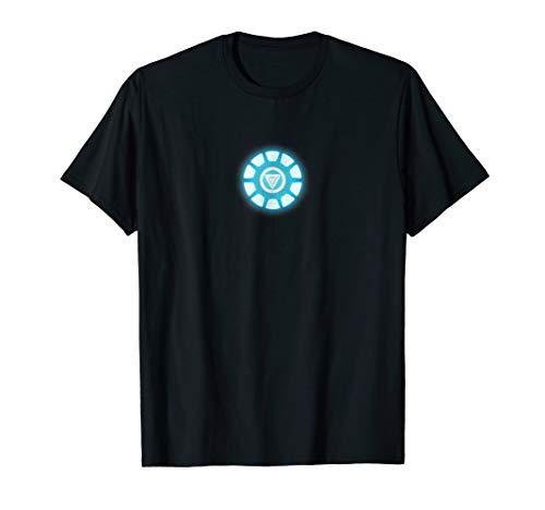 Arc Reactor Shirt, Energy Power Source Emblem Funny T-Shirt ()