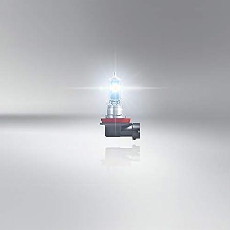 OSRAM NIGHT BREAKER LASER H11, Gen 2, +150% más luz, bombillas H11 ...
