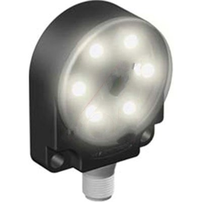 Banner Engineering WL50FQ, LED Work Light; WL50F; White; 12-30 VDC; 65 Lumens; 4-PIN Integral Connector