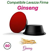 50 Capsule Ginseng Compatibili Lavazza Firma o vitha group