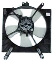 TYC 601160 Kia Rio Replacement Radiator Cooling Fan Assembly