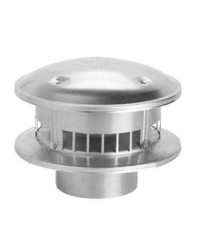 Vent Gas Top (Selkirk 3RV-RT 3