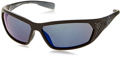 Native Eyewear Andes Interchangeable Polarized Sunglasses (Blue Reflex, Asphalt/Iron)