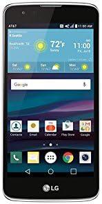 LG K8 Phoenix 2 K371 AT&T GSM Unlocked 4G LTE 16GB Smartphone – Black