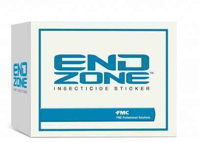 EndZone Insecticide Sticker 1 pack/20 stickers
