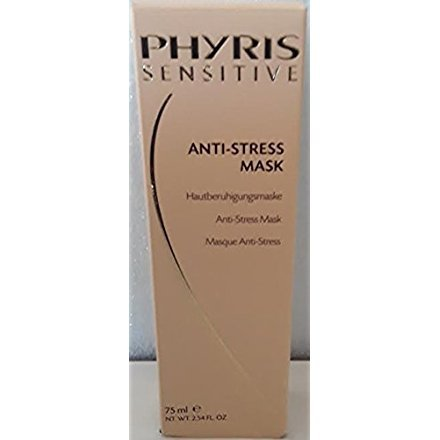 Price comparison product image Phyris ANTI-STRESS MASK 75 ml. Soft and calming anti-stress mask for sensitive irritated and reddened skin