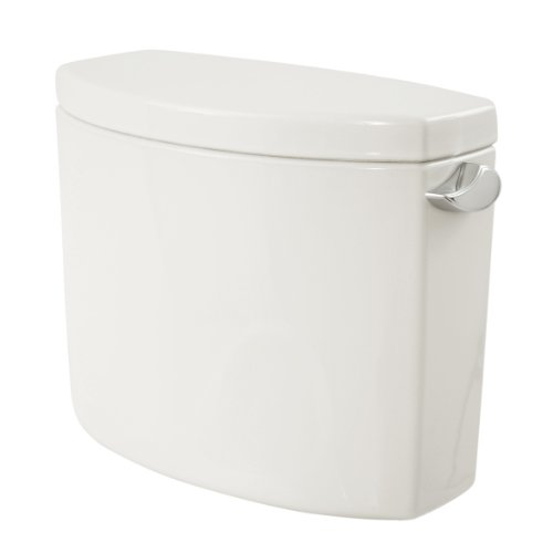 TOTO St454Er#01 Drake Ii Toilet Tank With Right Hand Lever, Cotton