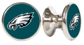 Philadelphia Eagles NFL Stainless Steel Cabinet Knob / Drawer Pull