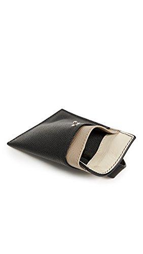 Money Bone Black Clip Multi Kennedy Wallet WANT Les Essentiels Men's zZIf8