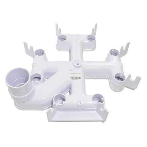 Pools , Hot Tubs & Supplies) D.E. DE Pool Filter Top Manifold for Hayward DE Filter Replaces DEX2400C Filter