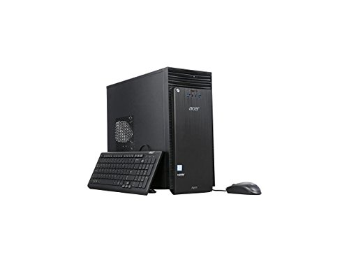 Acer Aspire Desktop | 1TB HDD | DVD +/-RW | USB Keyboard&Mouse | 802.11ac | Bluetooth | Windows 10