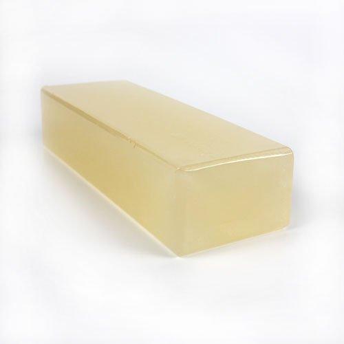 Premium 2 LB DETERGENT FREE CLEAR GLYCERIN MELT & POUR SOAP BASE ORGANIC BEST