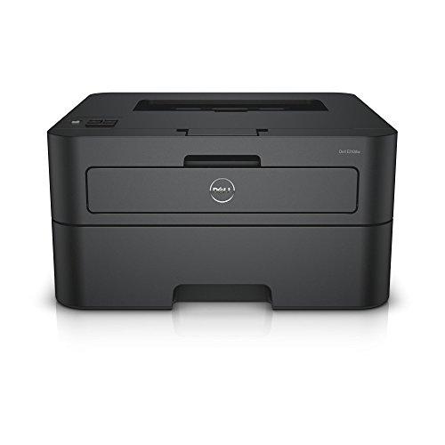 Dell E310dw netzwerkfähiger Schwarzweiß-Laserdrucker mit Duplexfunktion und WLAN - Nachfolger vom B1160/w & B1260dn